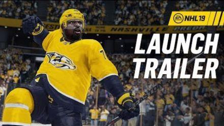 Vid�o : NHL 19 : Trailer de lancement