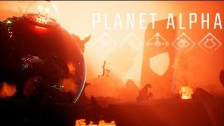 Planet Alpha - Trailer survie et date de sortie