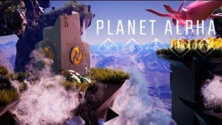 Vid�o : Planet Alpha : Discovery Trailer