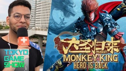 Vidéo : Monkey King Hero is Back : Nos impressions du TGS 2019