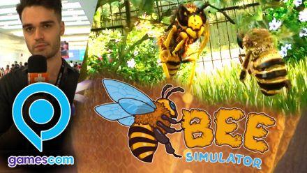 Vidéo : Gamescom : Nos impressions de Bee Simulator