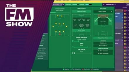Vidéo : Football Manager 2019 Headline Feature News