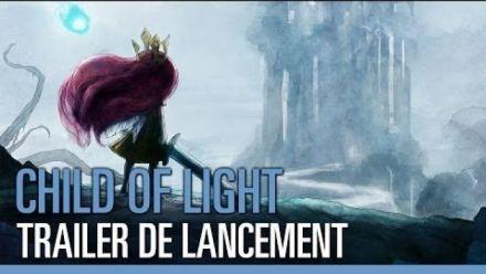 Vidéo : Child of Light : Trailer de lancement Switch