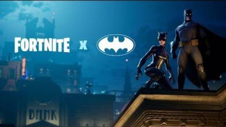 vidéo : Fortnite X Batman : Bande-annonce