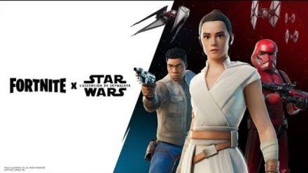 vidéo : Fortnite x Star Wars Trailer