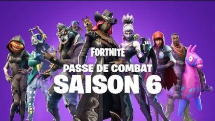 vidéo : Fortnite : Pass de combat Saison 6