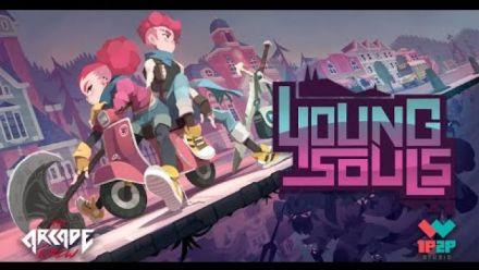 Vidéo : Young Souls : Trailer d'annonce