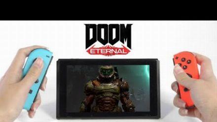 Vid�o : DOOM Eternal : Bande-annonce de la version Switch