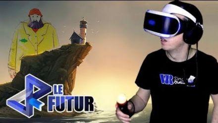 """Vid�o : VR le Futur #037 : On teste l'étonnant """"A Fisherman's Tale"""" + toute l'actu de la semaine"""