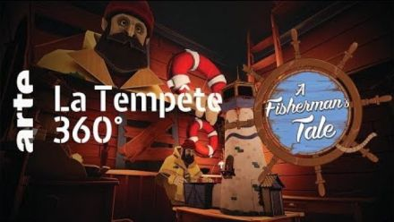 Vid�o : A Fisherman's Tale - La tempête (court-métrage à 360°)