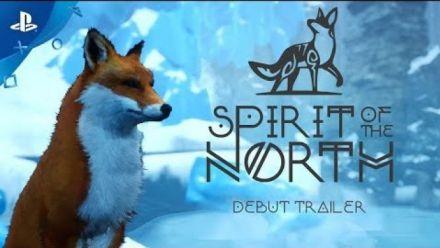 Vidéo : Spirit of the North : Trailer d'annonce