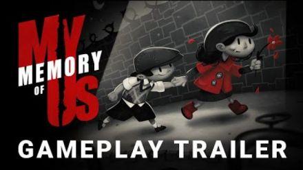 Vidéo : My Memory of Us : Gameplay trailer