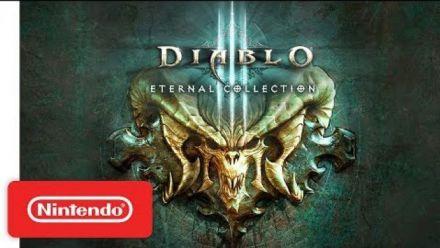 Vid�o : Diablo 3 The Eternal Collection Switch : trailer de lancement