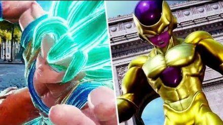 Vidéo : Jump Force : Son Goku visite l'arc de Triomphe