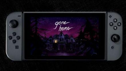 Vidéo : Gone Home - Trailer d'annonce sur Switch