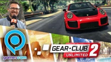 Vid�o : Gamescom : impressions Gear.Club Unlimited 2