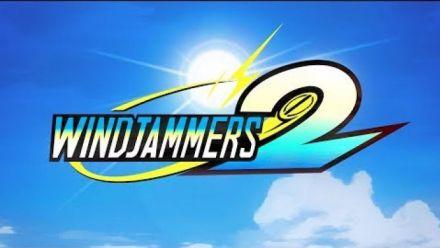 Vidéo : Windjammers 2 : Gameplay Reveal Trailer