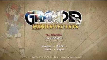 Vidéo : Grandia I & II HD Collection : 17 minutes de gameplay