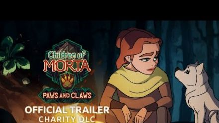 Vid�o : Children of Morta - Paws and Claws Charity DLC | Official Trailer