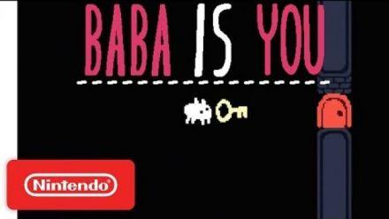 Vidéo : Baba is You : Trailer de sortie