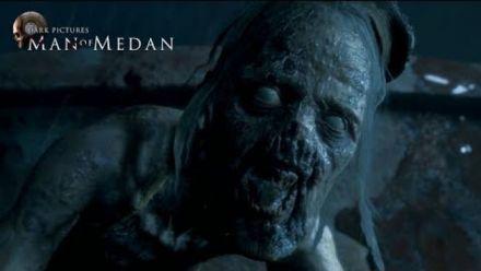 Vid�o : Man of Medan : Trailer du Friend's Pass