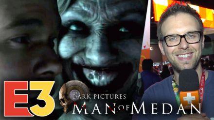 Vidéo : E3 2019 : Nos impressions de Man of Medan