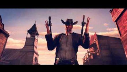 Vidéo : Desperados III : Trailer d'annonce Gamescom 2018