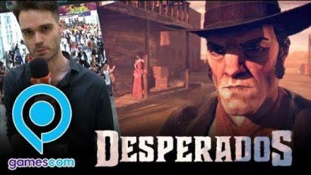 Vidéo : Desperados 3 : Camille livre ses impressions