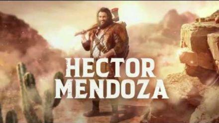 vidéo : Desperados III - Hector Mendoza Trailer