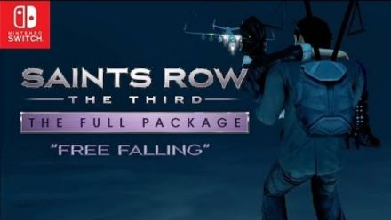 Vid�o : Saints Row: The Third Memorable Moments - Free Falling (Official)