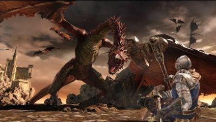 Vid�o : Dark Souls Trilogy : Trailer d'annonce