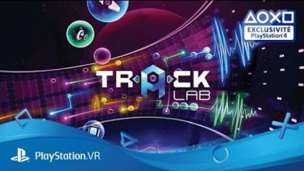 Vid�o : Track Lab se lance sur PS VR