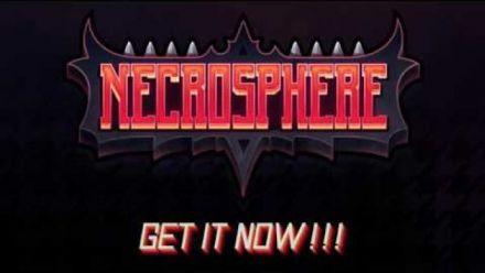 Vidéo : Necrosphere Deluxe : Trailer de lancement