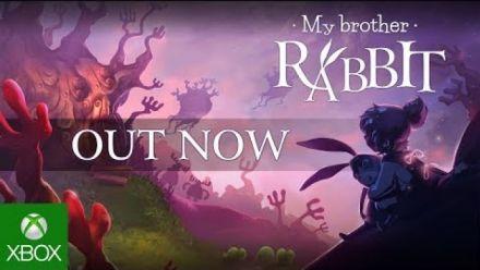 My Brother Rabbit Trailer de lancement
