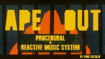 Vid�o : Ape Out : Comment fonctionne la musique dynamique ?