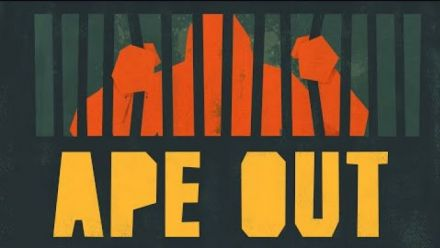 Vidéo : Ape Out : Trailer de date de sortie