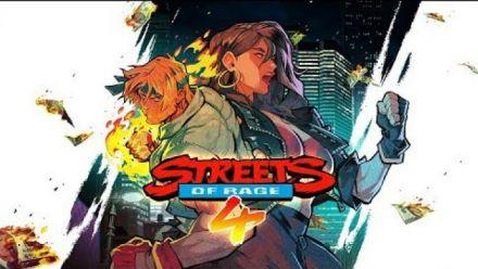 Streets of Rage 4 annoncé en vidéo