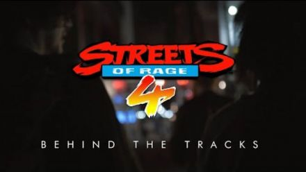 Streets of Rage 4 : Behind the tracks