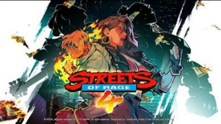 Streets of Rage 4 : Gameplay Teaser Trailer