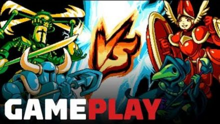 Vidéo : Shovel Knight Showdown : 10 minutes de gameplay IGN