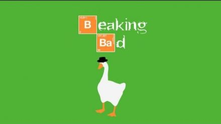 vidéo : Untitled Goose Game x Breaking Bad (vidéo de Bearly Regal)