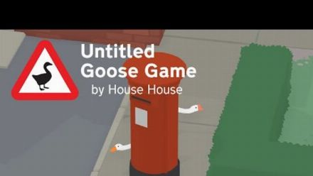 Vid�o : Untitled Goose Game - A new two-player mode, coming September 23!