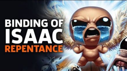 Vid�o : The Binding of isaac Repentance : Gameplay PAX West 2018 par Gamespot