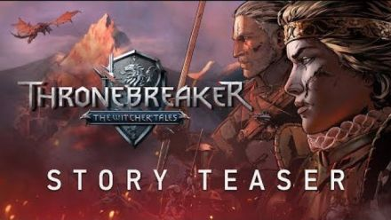 Vidéo : Thronebreaker: The Witcher Tales | Story Teaser