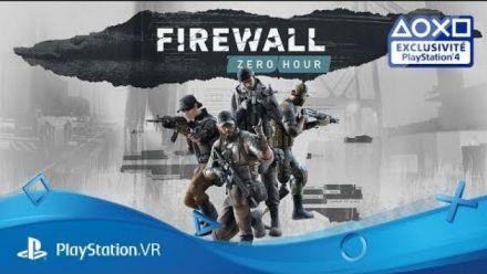 Firewall Zero Hour - Trailer de lancement