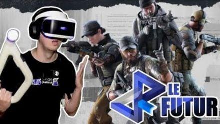 VR Le Futur #017 : Firewall Zero Hour (PSVR) et toute l'actu VR de la semaine !