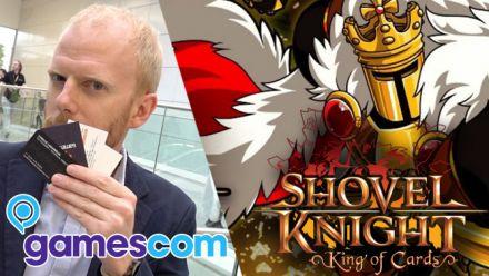 Vidéo : Gamescom 2019 : Nos impressions de Shovel Knight King of Cards