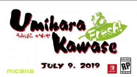 Vid�o : Umihara Kawase Fresh : Teaser d'annonce
