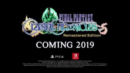 Final Fantasy Crystal Chronicles Remastered Edition : Trailer d'annonce
