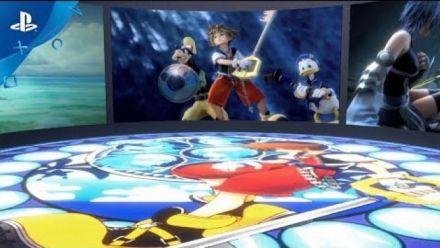 Vid�o : Kingdom Hearts VR Experience TGS 2018